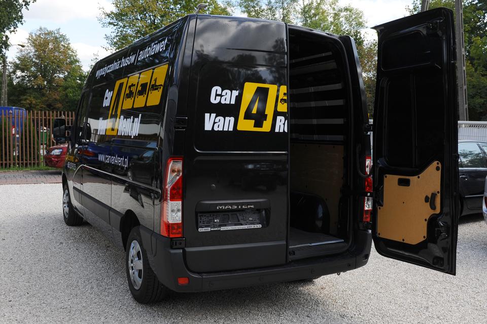 Wypożyczalnia dostawczych busów CarVan4Rent.pl